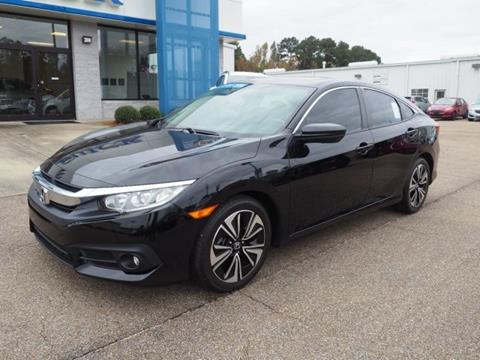 2016 Honda Civic for sale in Hattiesburg, MS