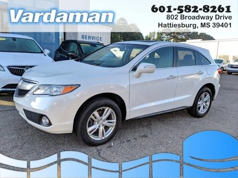 2015 Acura Rdx For Sale >> Used Acura Rdx For Sale In Mississippi Carsforsale Com