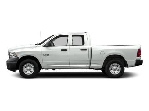 2017 RAM Ram Pickup 1500 Tradesman for sale at Vardaman Honda Buick Inc in Hattiesburg MS