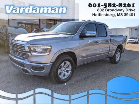2019 RAM Ram Pickup 1500 Laramie for sale at Vardaman Honda Buick Inc in Hattiesburg MS