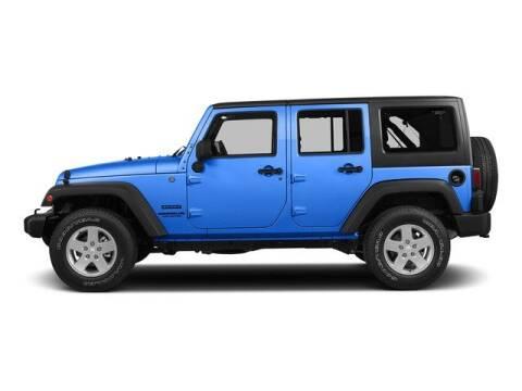2015 Jeep Wrangler Unlimited Sahara for sale at Vardaman Honda Buick Inc in Hattiesburg MS
