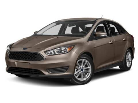 2018 Ford Focus SE for sale at Vardaman Honda Buick Inc in Hattiesburg MS
