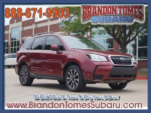 2017 Subaru Forester for sale in Mckinney, TX