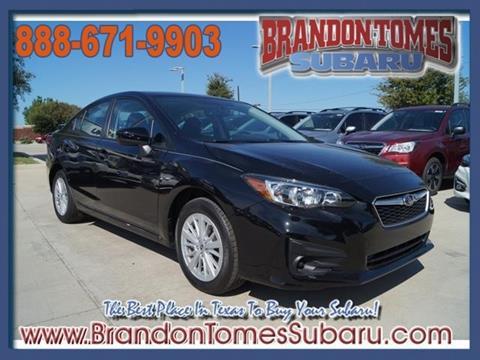 2017 Subaru Impreza for sale in Mckinney, TX