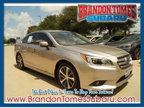 2017 Subaru Legacy for sale in Mckinney, TX