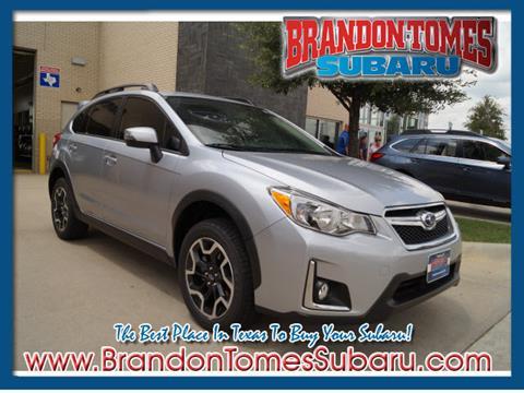 2017 Subaru Crosstrek for sale in Mckinney, TX