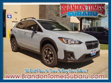 2018 Subaru Crosstrek for sale in Mckinney, TX