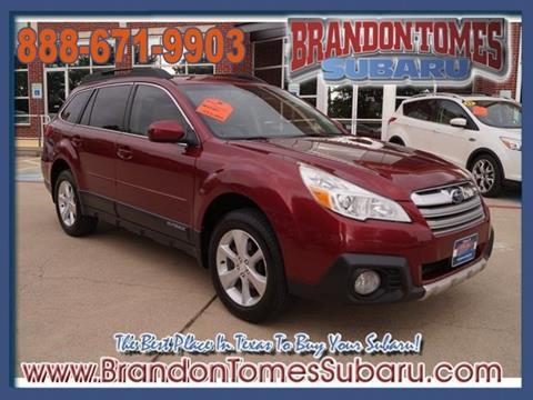 2014 Subaru Outback for sale in Mckinney, TX