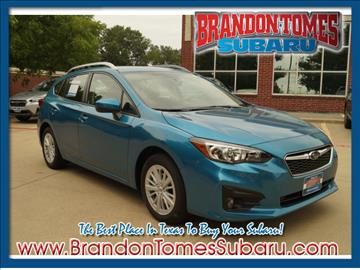 2017 Subaru Impreza for sale in Mckinney, TX