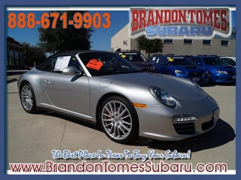 2009 Porsche 911 for sale in Mckinney, TX