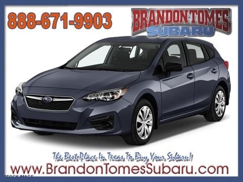 2018 Subaru Impreza for sale in Mckinney, TX