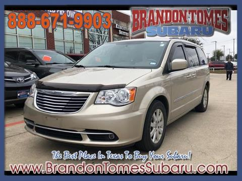 2014 Chrysler Town and Country for sale in Mckinney, TX