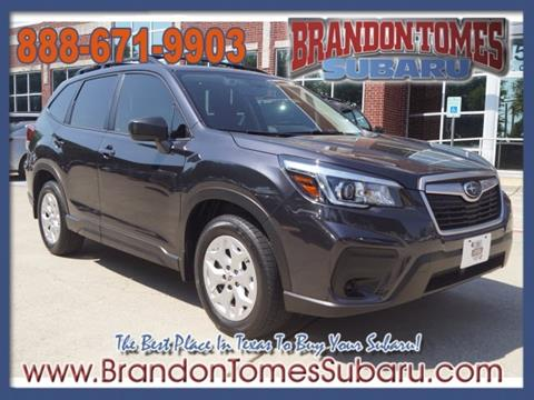 2019 Subaru Forester for sale in Mckinney, TX