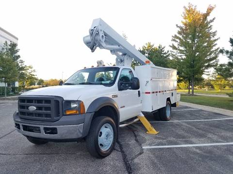2004 Ford F-550 for sale in Lincolnwood, IL
