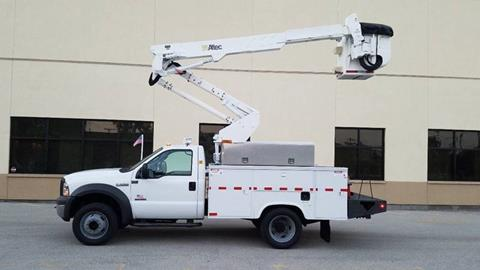 2005 Ford F-550 for sale in Lincolnwood, IL