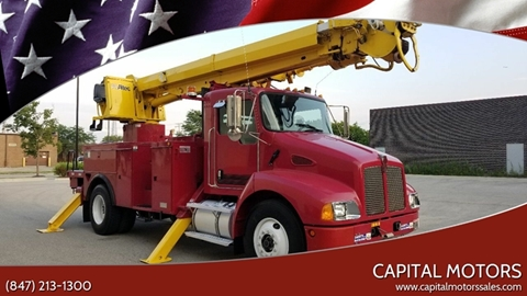 2003 Kenworth T300 DIGGER DERICK for sale in Lincolnwood, IL