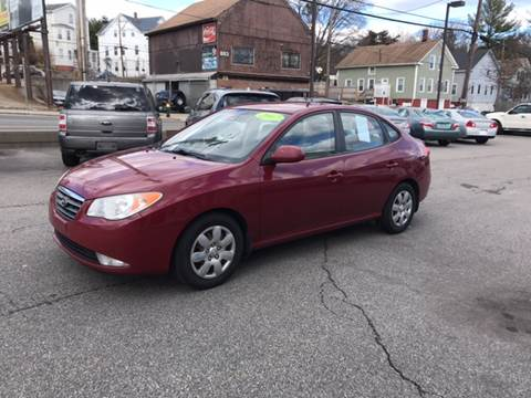 2007 Hyundai Elantra for sale at Capital Auto Sales in Providence RI