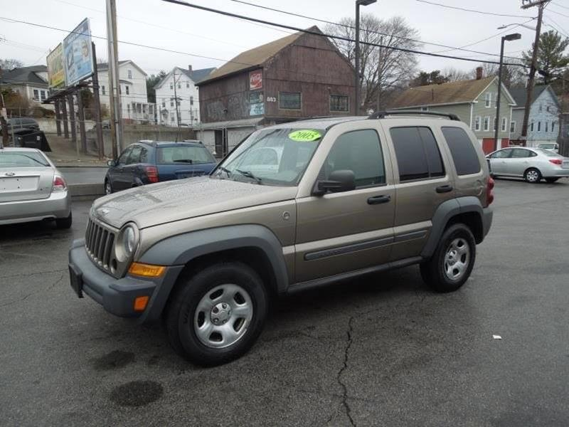 2003 Jeep Liberty For Sale At Capital Auto Sales In Providence RI
