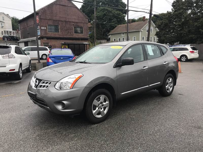 2012 Nissan Rogue For Sale At Capital Auto Sales In Providence RI