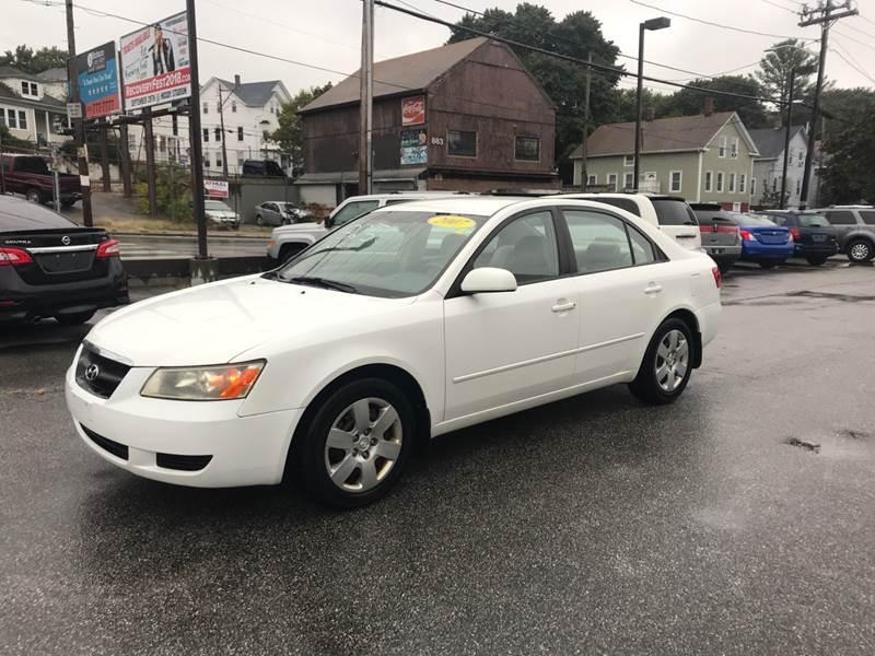 2007 Hyundai Sonata For Sale At Capital Auto Sales In Providence RI