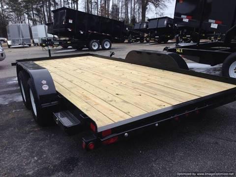 2019 Big Tex 16' car hauler for sale in Providence, RI