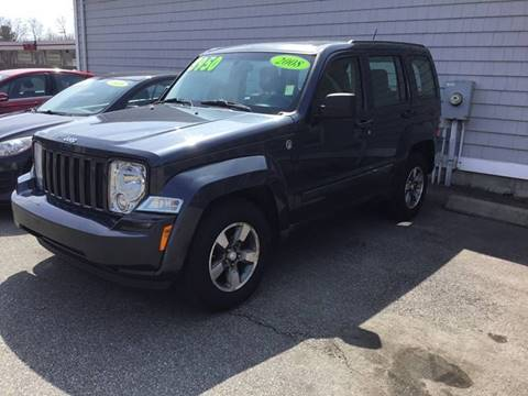 2008 Jeep Liberty for sale in Providence, RI