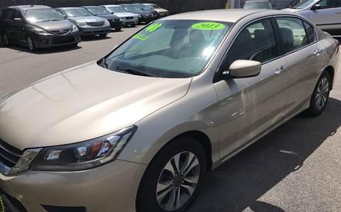 2013 Honda Accord for sale in Providence, RI