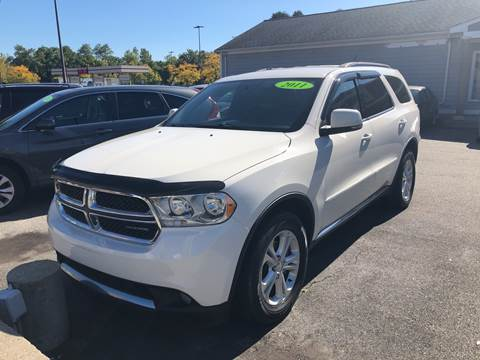 2011 Dodge Durango for sale in Providence, RI
