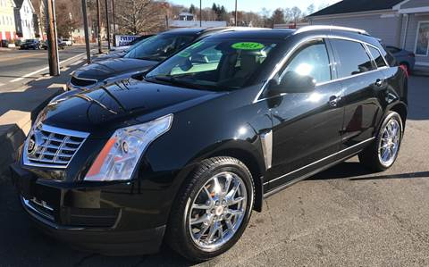 2013 Cadillac SRX for sale in Providence, RI