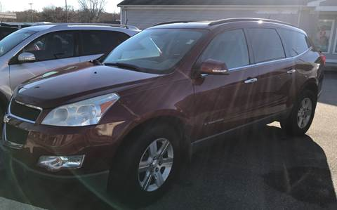 2009 Chevrolet Traverse for sale in Providence, RI