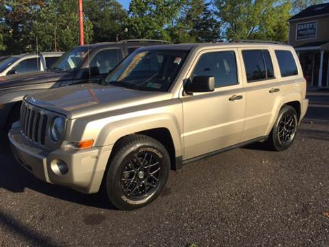 2009 Jeep Patriot for sale in Pottstown, PA
