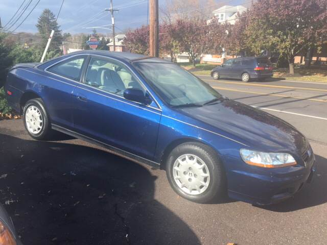 2001 Honda Accord For Sale At Barryu0027s Auto Sales In Pottstown PA