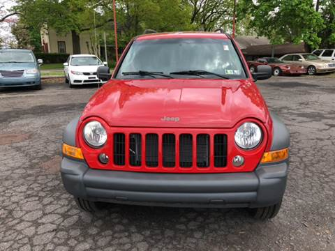 2005 Jeep Liberty for sale in Pottstown, PA