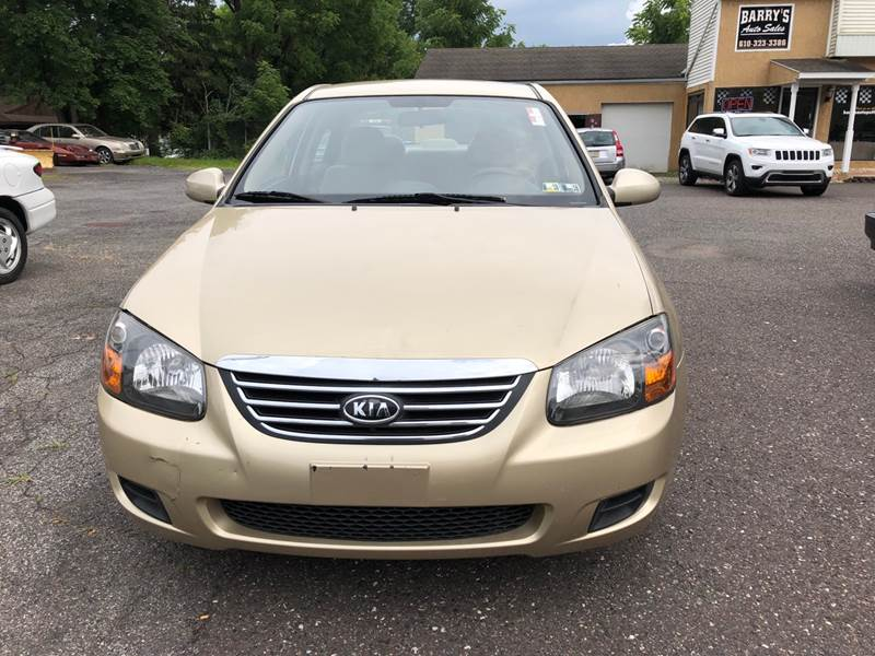 2009 Kia Spectra For Sale At Barryu0027s Auto Sales In Pottstown PA