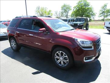 2016 GMC Acadia for sale in Marion, OH