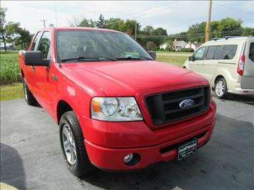 2008 Ford F-150 for sale in Marion, OH
