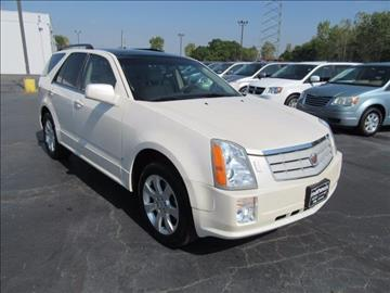 2008 Cadillac SRX for sale in Marion, OH