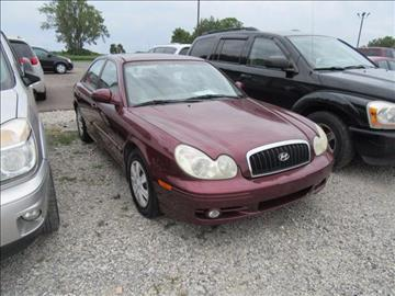 2003 Hyundai Sonata for sale in Marion, OH