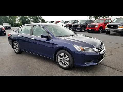 2015 Honda Accord For Sale At MATHEWS DODGE INC In Marion OH