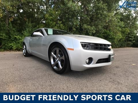 2013 Chevrolet Camaro for sale in Marion, OH