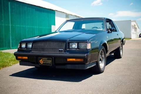1987 Buick Regal for sale in New Brunswick, NJ