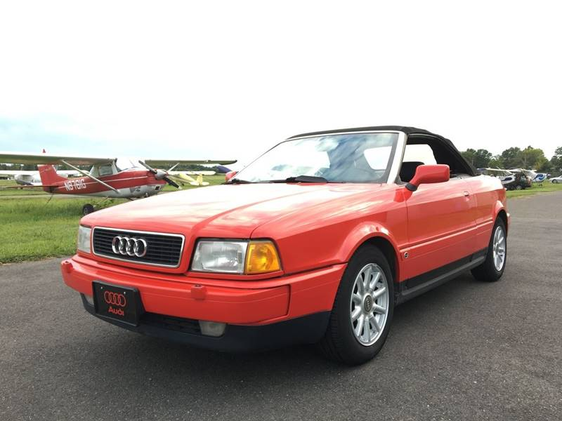 1996 Audi Cabriolet for sale at Dave's Auto Body in New Brunswick NJ