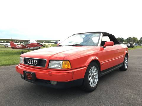Audi Cabriolet For Sale Carsforsalecom - Audi convertible for sale