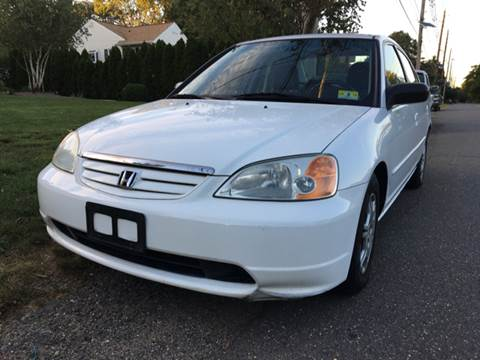 2002 Honda Civic for sale in New Brunswick, NJ