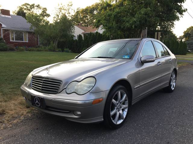 2004 Mercedes Benz C Class For Sale At Daveu0027s Auto Body In New Brunswick