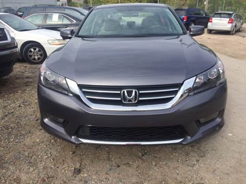 2015 Honda Accord for sale in Wilmington, DE