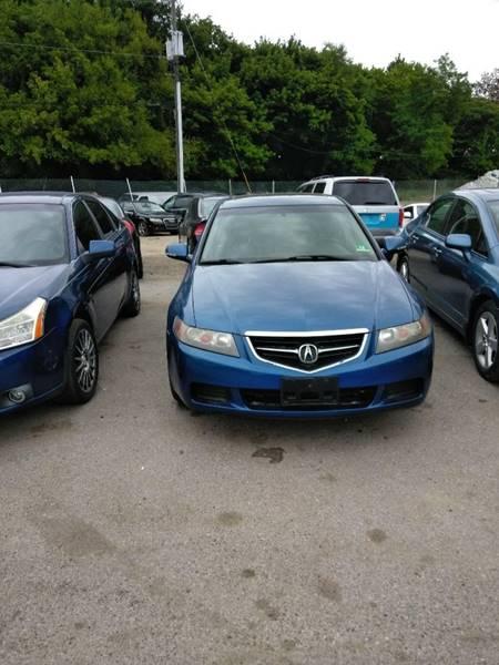 Acura TSX In Wilmington DE SANTOS AUTO SALES INC - Acura 2005 tsx for sale