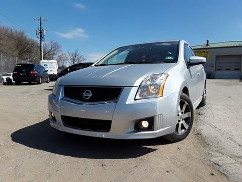 2012 Nissan Sentra for sale in Wilmington, DE