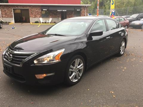 2013 Nissan Altima for sale in Portland, CT