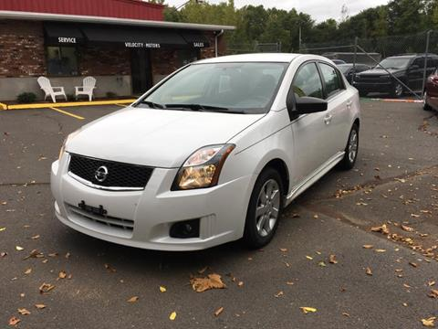 2012 Nissan Sentra for sale in Portland, CT